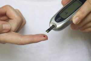 Blood sugar tset
